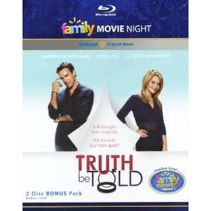 Truth Be Told Blu ray / DVD Combo: Candace Cameron Bure: Movies & TV