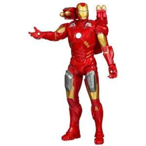 Avengers Power Attack Iron Man 10 Figure Toys & Games