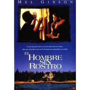 Spanish 27x40 Mel Gibson Nick Stahl Margaret Whitton: Home & Kitchen