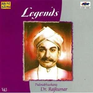 Legends: Dr.Rajkumar Vol  3: Dr.Rajkumar: Music