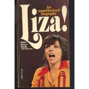 Liza (9780671789466): James robert parish: Books