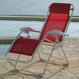 Anti Gravity Solid Lounge Chair