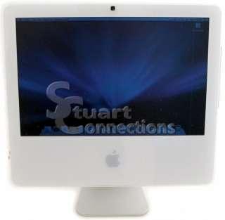 Apple iMac 4 17 inch 1.83GHz Intel Core Duo 1GB Ram 160GB HDD Leopard