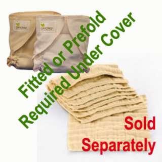 Green Earth Cloth Diaper Cover Medium 13 25 lbs