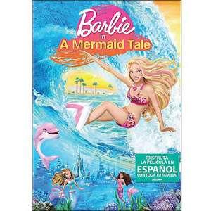 Barbie In A Mermaid Tale (Spanish Language Packaging