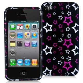 iphone 4 case,iphone 4 designer case,iphone 4 Night Stars Case