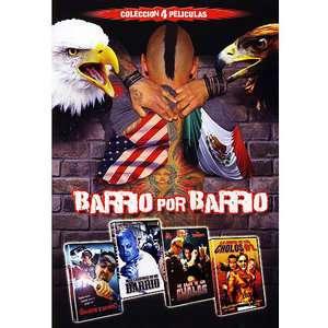 Banda De Los Cholos #2 / Mas Lagrimas De Mi Barrio (Spanish) Movies