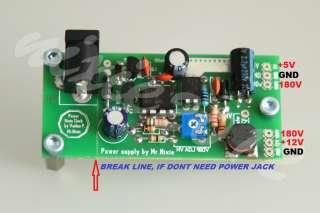 NIXIE CLOCK TUBE POWER SUPPLY Magic Eye Voltage DC 115 235V in14 in16