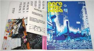 Paraphernalia Magazine Vol 3 #1 Tok Rite Pipe Glass Marijuana Calendar