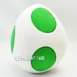 Super Mario Bros Yoshi Egg Plush Doll Toy/MY178