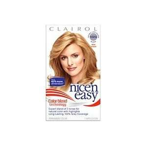 Clariol Nice N Easy Hair Color #102g Light Golden Blonde