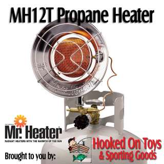 Mr. Heater MH12T   Portable Propane Heater