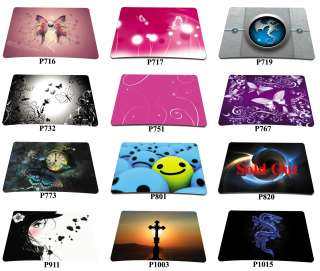 Laptop Netbook Notebook PC *Mouse* Pad ~ 100+ designs