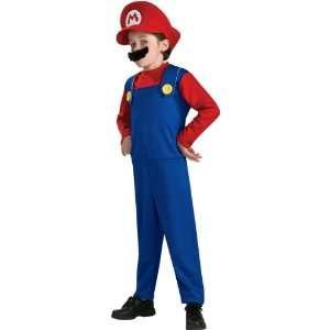 Child Super Mario Costume Toys & Games