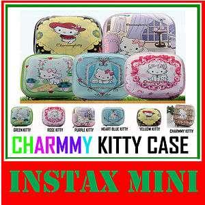 NEW FUJI INSTAX MINI POLAROID INSTANT CAMERA HELLO KITTY CHARMMY KITTY
