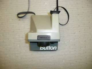 POLAROID The Button SX 70 Instant Film Land Camera Vintage Old Retro
