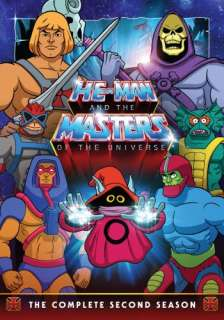 HE MAN MASTERS OF THE UNIVERSE SEASON 2 New DVD MOTU