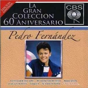 60 Aniversario CBS Pedro Fernandez Music