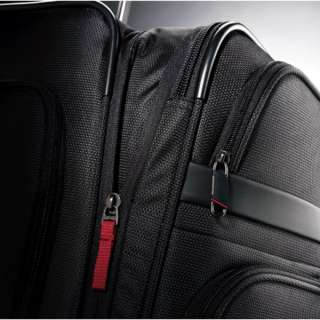 New SAMSONITE 4 Piece Black Spinner Wheel Luggage Set 27 Suitcase