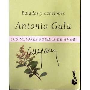 Baladas y Conciones (Sus Mejores Poemas de Amor, 2