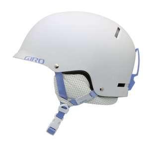 GIRO REVOLVER SKI / SNOWBOARD HELMET White Radius  W12
