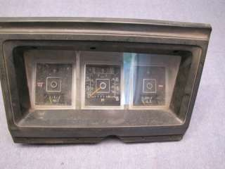 1970 s Ford Pickup Dash Cluster   Speedometer to 85 MPH