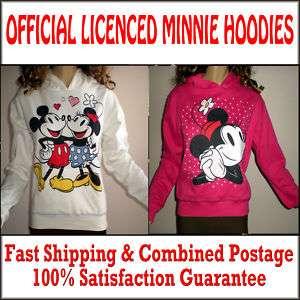 Disney Minnie Mouse Mickey Mouse Hoodies Sweathirts