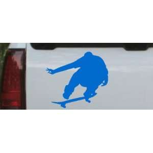 Extream Skate Boarding Sports Car Window Wall Laptop Decal