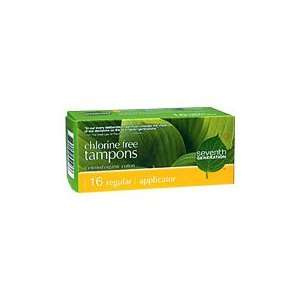 Regular Tampons with Applic   Free of Fragrances and Dyes